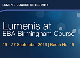 Lumenis Announces Participation in First Educational Course at the 17th European Burns Association Congress